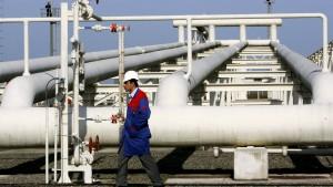Wie die Türkei Transitstaat für russisches Erdgas werden will
