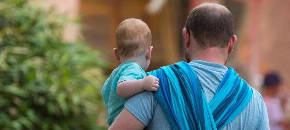Studie Elternzeit Väter Machen Später Auch Mehr Im Haushalt
