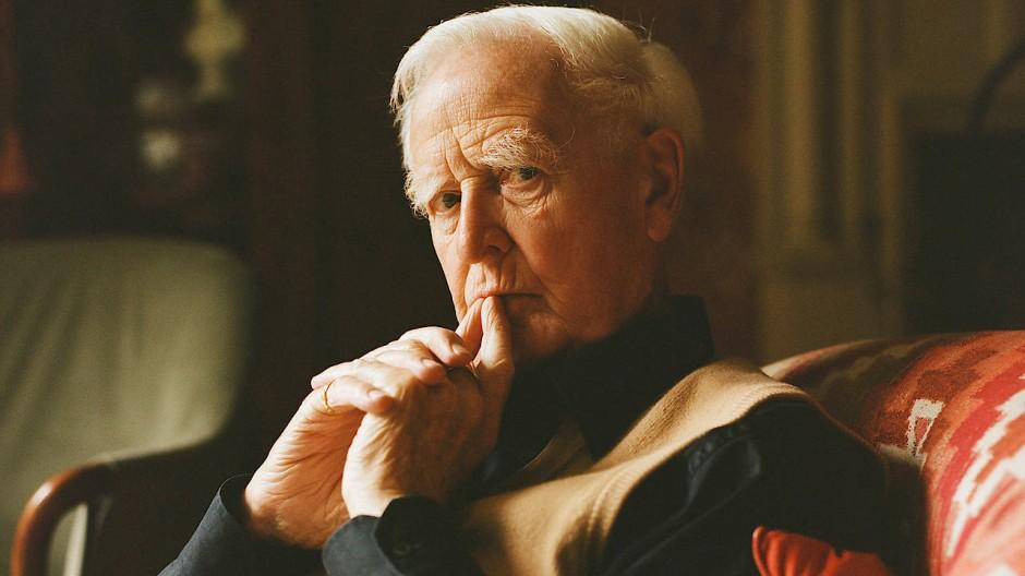 Agent in eigener Sache: John le Carré, am Samstag verstarb er im Alter von 89 Jahren.