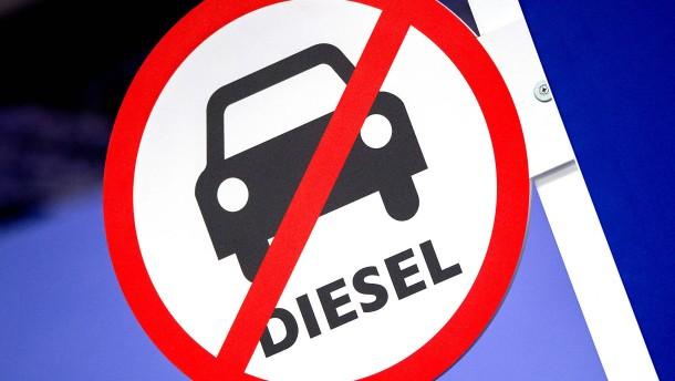 Städtebund warnt vor Diesel-Fahrverboten
