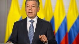 Kolumbien wählt Nachfolger von Friedensnobelpreisträger Santos
