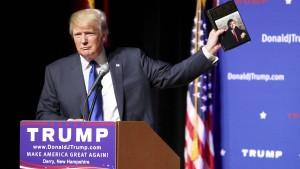 Trump könnte das Ende der Zivilisation bringen