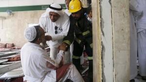 Bombenanschläge auf schiitische Moscheen