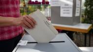 Landtagswahl hat begonnen