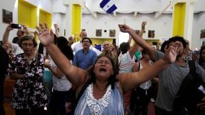 Schon mehr als 500 Tote seit Beginn der Proteste