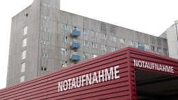 Klinik-Vize nach Behandlung von mutmaßlichem Clanmitglied entlassen