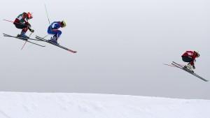 Kanadierinnen dominieren Skicross