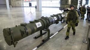 Moskau will neue Waffen mit höherer Reichweite entwickeln
