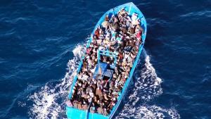 115 Menschen nach Bootsunglück vor libyscher Küste vermisst