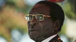Zimbabwes Präsident Mugabe tritt zurück