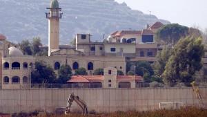 Militäreinsatz gegen Tunnel der Hizbullah