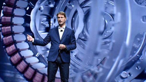 Daimler macht Verlust und bleibt doch zuversichtlich