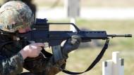 Standardgewehr G36 nicht treffsicher