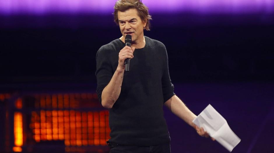 Engagierter Auftritt: Campino bei der Echo-Verleihung am 12. April in Berlin.
