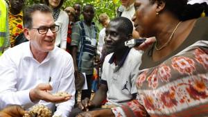 """""""Migration aus Afrika ist nicht das Hauptproblem"""""""