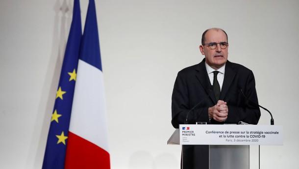So sieht Frankreichs Impfstrategie aus