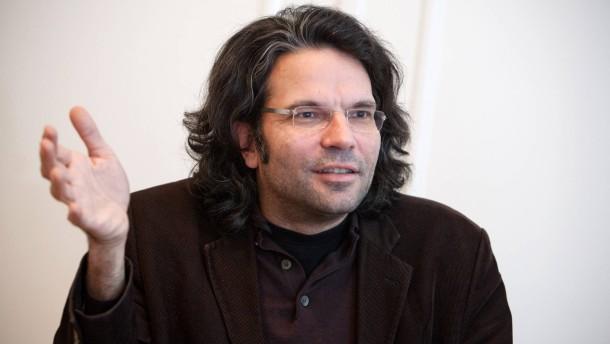 Robert Pfaller - der Kulturphilosoph spricht in Berlin mit Harald Staun über das Fernsehen. Pfaller ist Ordinarius für Philosophie an der Universität für angewandte Kunst Wien.