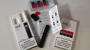 Ermittlungen gegen Hersteller von E-Zigaretten