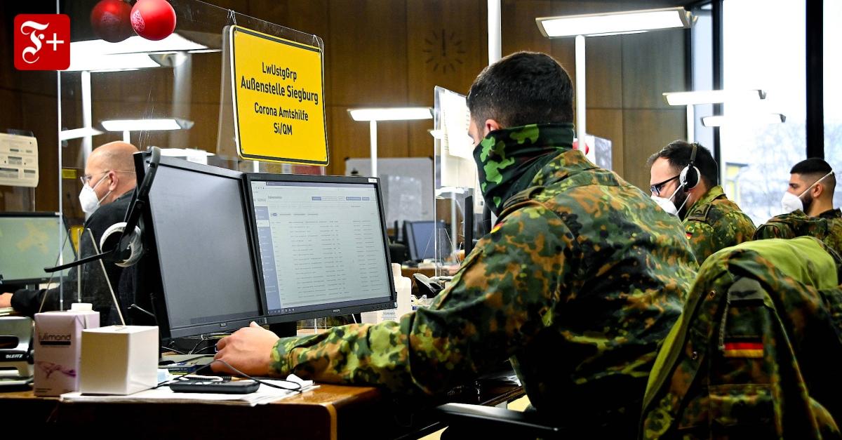 """Ist die Software nur """"betriebsbereit"""" oder wirklich im Einsatz? - FAZ - Frankfurter Allgemeine Zeitung"""