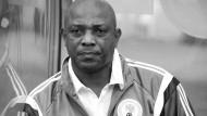 Afrikanische Fußballlegende: Stephen Keshi ist tot