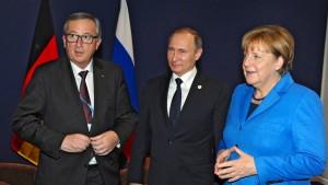 Sicherheitskreise werfen Moskau gezielte Propaganda gegen EU vor