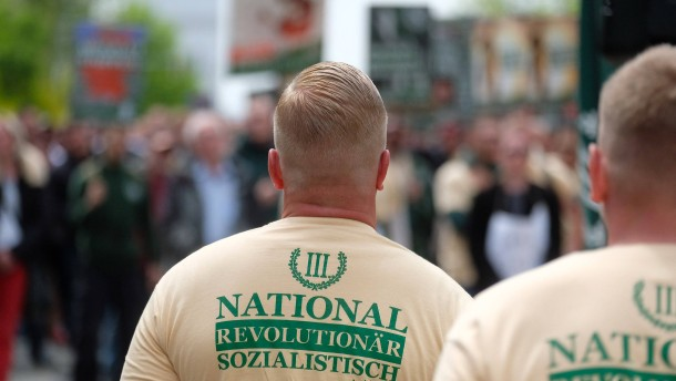 Heftige Kritik an Neonazi-Aufmarsch in Plauen