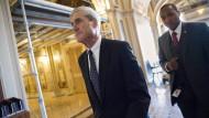Untersucht die Russland-Affäre: Sonderermittler Robert Mueller