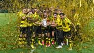 Dortmund besiegt Bayern im Elfmeterschießen