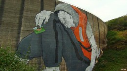 Streetart in XXL