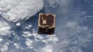 """Orbitale Müllabfuhr: """"Remove Debris"""" bei der Arbeit."""