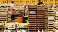 Preisanstieg im Großhandel beschleunigt sich