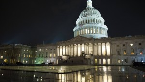 Krimi im amerikanischen Senat