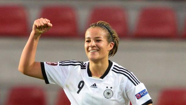 Deutschland ist im Turnier angekommen