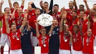 Das ist unsere Bundesliga-Abschlusstabelle