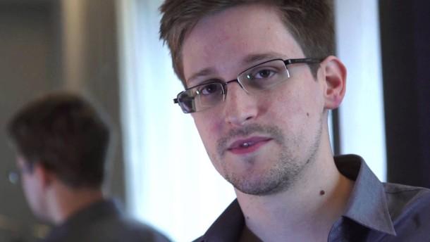 Edward Snowden bekommt Alternativen Nobelpreis
