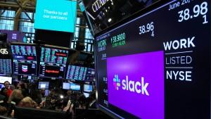 Salesforce will Slack kaufen