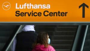 Lufthansa bilanziert Rekordverlust für 2020
