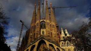 Wird die Sagrada Familia nach 144 Jahren fertig?