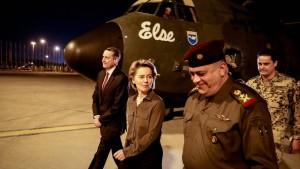 Bundeswehr soll Hilfe auf ganzen Irak ausweiten