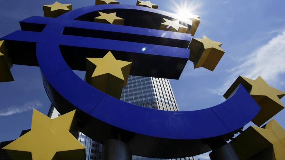 Der Kurs der Europäischen Zentralbank ist umstritten