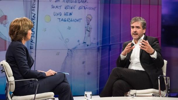 Yücel fordert mehr Druck der Wirtschaft auf Türkei