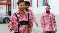 Xabi Alonso freut sich auf München