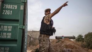 Libyen droht permanente Teilung