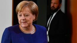 Merkel wird die Vertrauensfrage nicht stellen