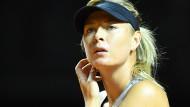 Scharapowa sagt für Wimbledon ab