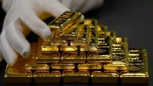 Deutsche besitzen so viel Gold wie nie