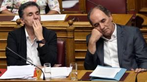 Griechisches Parlament macht wieder Nachtschicht