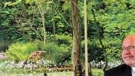 Freund des Waldes: Umweltminister Altmaier