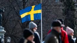 Schweden weist Trump in die Schranken