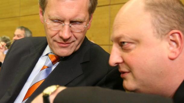 Prozess gegen Glaeseker und Schmidt beginnt